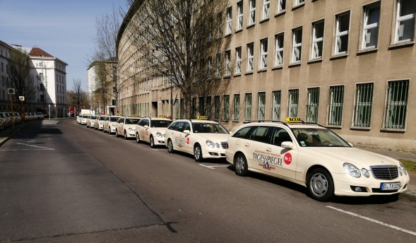 Taxibetrieb Berlin